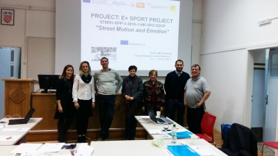 "O projektu ""StreetMotions - street motion and emotion"""